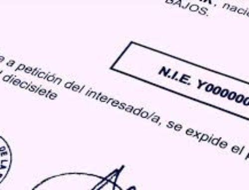 El NIE, una formalidad indispensable para realizar cualquier gestión en España